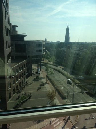 NH Amersfoort : Vista dalla camera