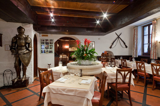 Photo of French Restaurant Les Armures at Rue Du Puits-saint-pierre 1, Geneva 1204, Switzerland