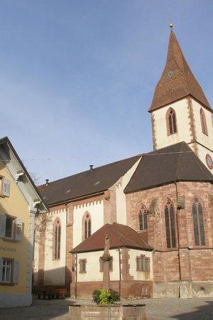 Endingen am Kaiserstuhl, Alemania: chiesa