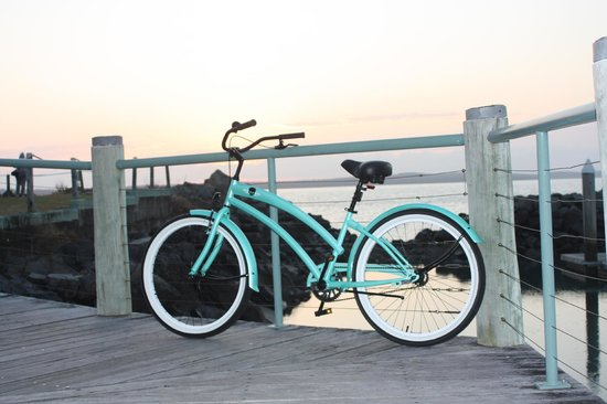 Beach n Cruisers Unique Bike Hire: The Hervey Bay Marina