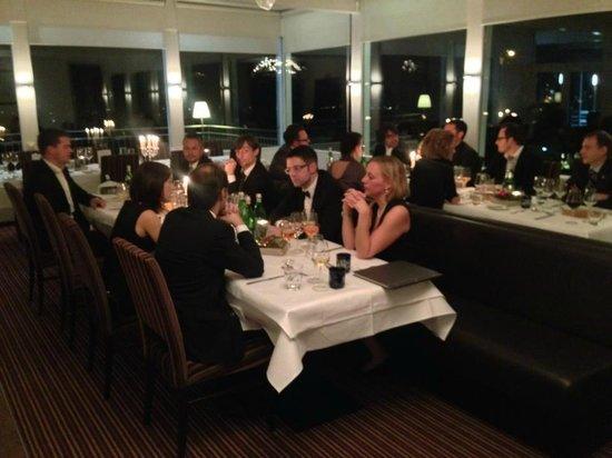 Weihnachtsfeier Ulm.Weihnachtsfeier Round Table 2013 Picture Of Siedepunkt Restaurant