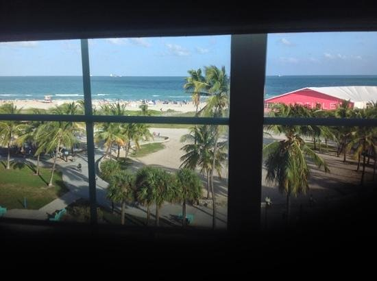 The Tides South Beach: View from 5th floor