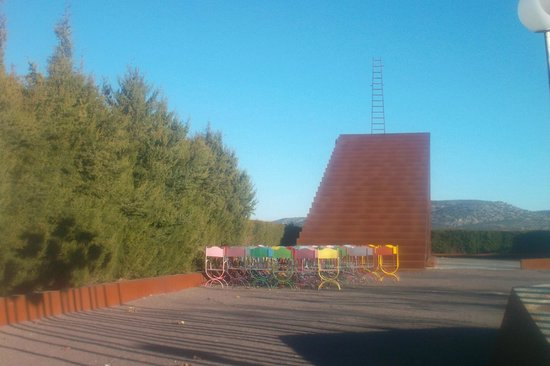 Palacio de la Serna: OBRA DE ARTE