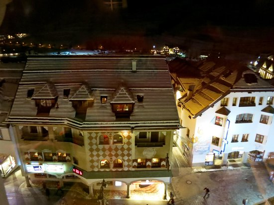 Hotel Goldener Adler: view