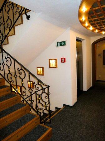 Hotel Goldener Adler: floor