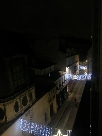 Hotel Saint Pierre: View at 3rd floor