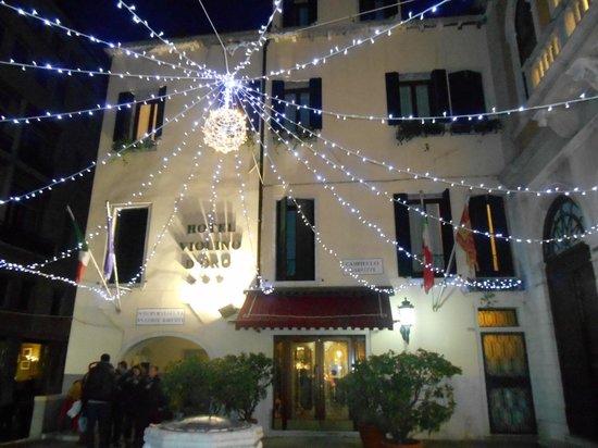 Hotel Violino d'Oro: L'hôtel en décembre