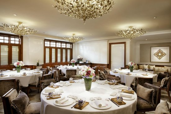man fu yuan private dining room - picture of man fu yuan