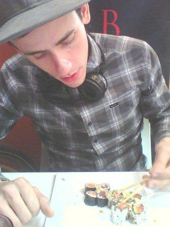 Sushi Bar : Californien : LA BASE !