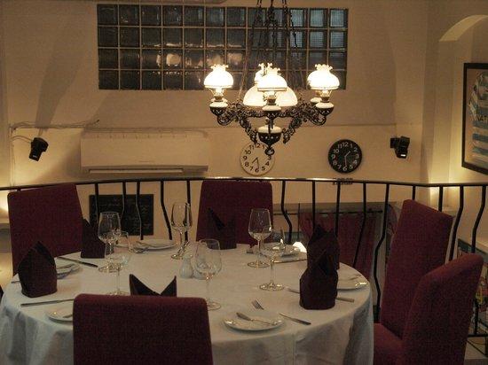JP French Restaurant: ..