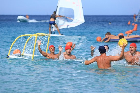 Marmorata Village : sport al mare