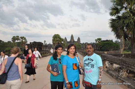 Tan Kang Angkor Hotel: Angkor Wat