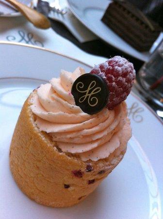 Meert Restaurant: La Pralirose si je n'me trompe pas...