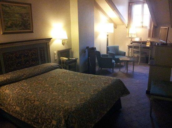 Palacio de los Velada: Habitación 230