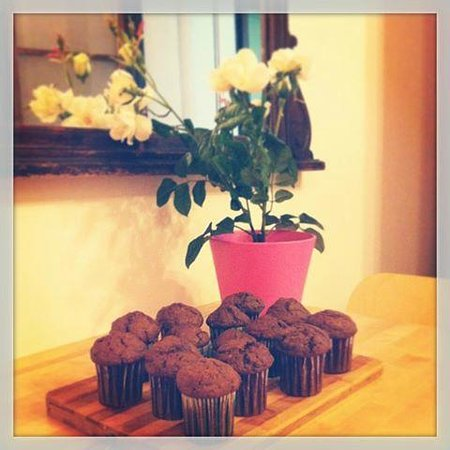 Primavera Hostel : Friday Cup cakes