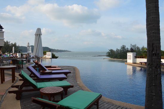 Q Signature Samui Beach Resort : The pool