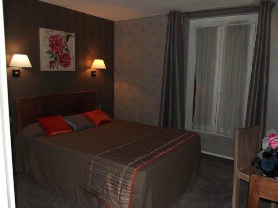 Hotel Carladez Cambronne: camera