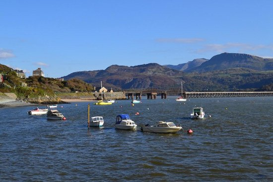 ‪Barmouth Harbour‬