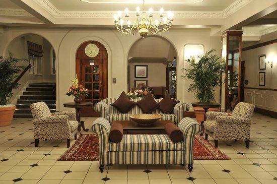 Imperial Hotel: Foyer