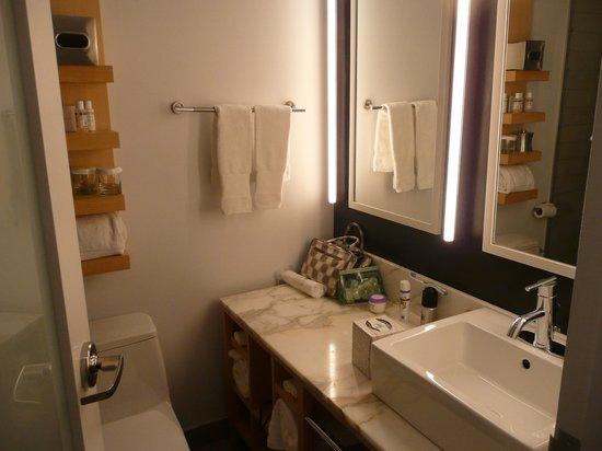 Duane Street Hotel: vanity unit
