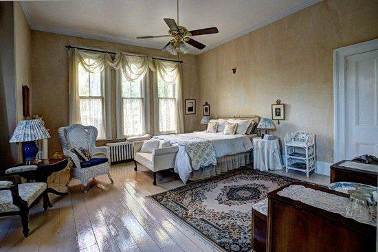 The Highland Manor : Unser Zimmer im 1. Stock