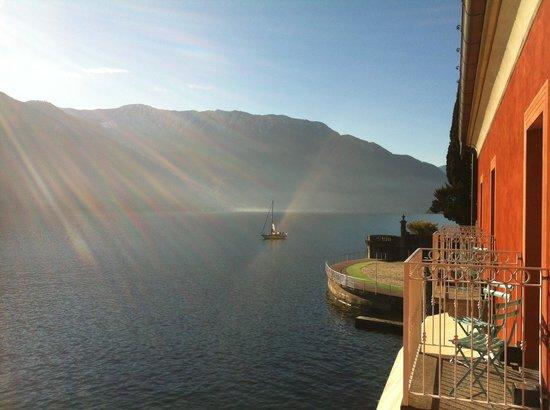 Hotel La Darsena: Desde el balcón