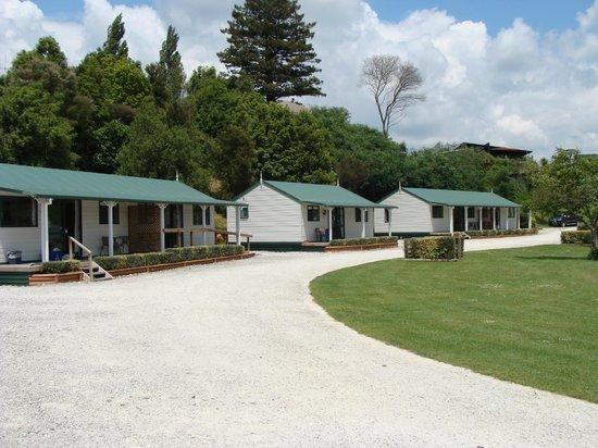 Waitomo Top 10 Holiday Park: Units