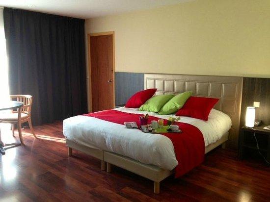 Hotel Ariane: Chambre club