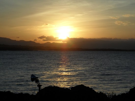 Casa Marina Beach & Reef: Sonnenuntergang