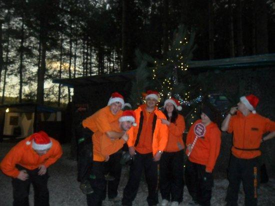 Skirmish Paintball Games Nottingham: 7th & 8th December 2013