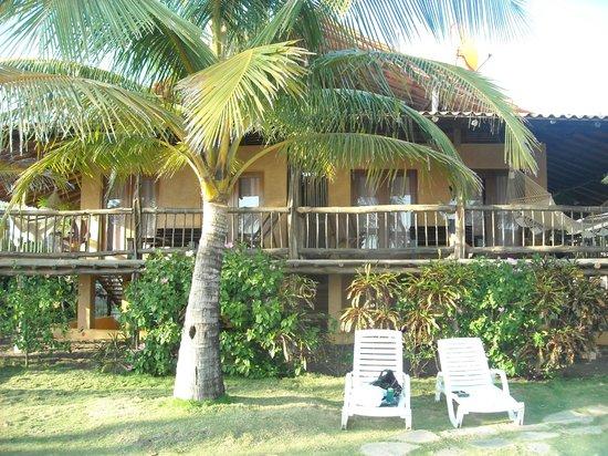 El Sitio Playa Venao: our room