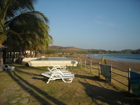 El Sitio Playa Venao: by the pool