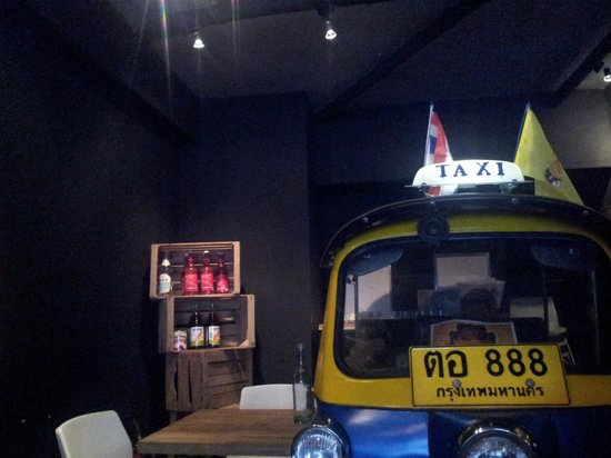 homemade tuktuk cheesecake picture of tuk tuk thai. Black Bedroom Furniture Sets. Home Design Ideas