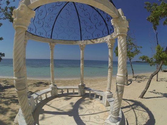 Sandals South Coast: A perfect spot for a wedding :)
