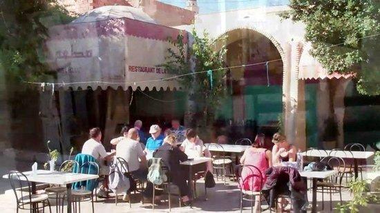 Restaurant de la République : Resto - terrace