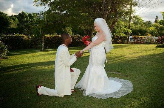Wedding at Villa Loyola