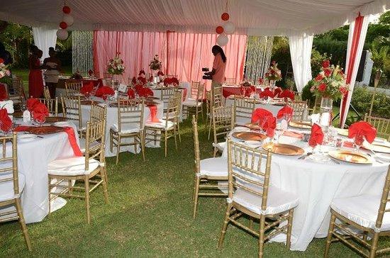Villa Loyola: Wedding