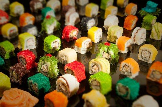 Nigiri Sushi Bar & Restaurant : Mosaico