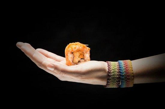 Nigiri Sushi Bar & Restaurant : Rollo Vegetariano