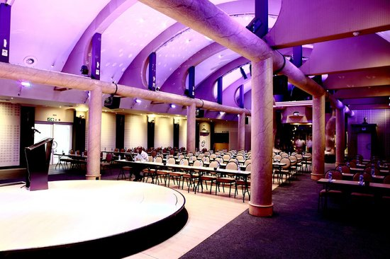 The Pyramid Conference & Venue Centre: The Great Hall - Conference Setup