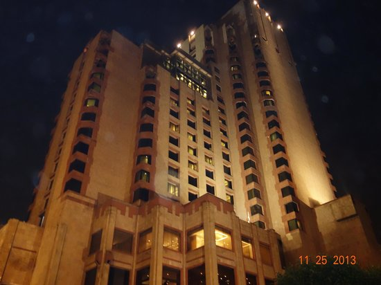 The Lalit New Delhi: skyrise