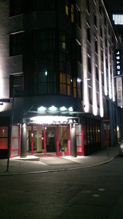 Bristol Hotel Frankfurt: 外観