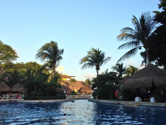 Iberostar Tucan Hotel : Beautiful pool