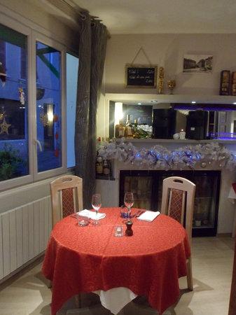 Hotel Les Alpes : Restaurant