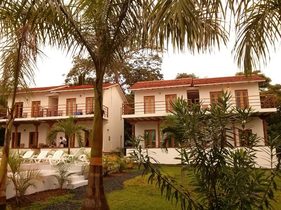 Hotel Villa Romana: some of the villas