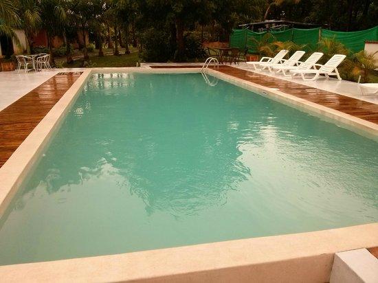 Hotel Villa Romana : the big pool