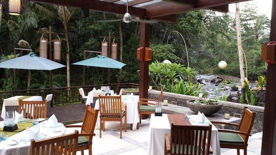 The Samaya Bali Ubud: Swept Away Restaurant