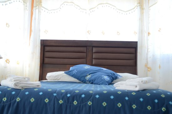 Hosteria Costanera: Dormitorio