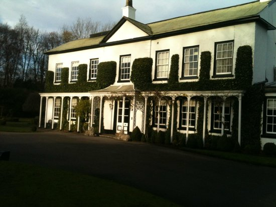 Statham Lodge Hotel: Entrance to Statham Lodge