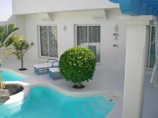 Katis Villas Boutique Fuerteventura: Jardim